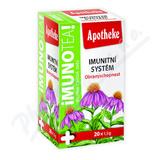 Apotheke ImonuTea imunitní systém čaj 20x1. 5g