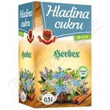 HERBEX Hladina cukru n. s. 20x3g