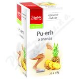 Apotheke Pu-erh a ananas čaj n. s. 20x1. 8g